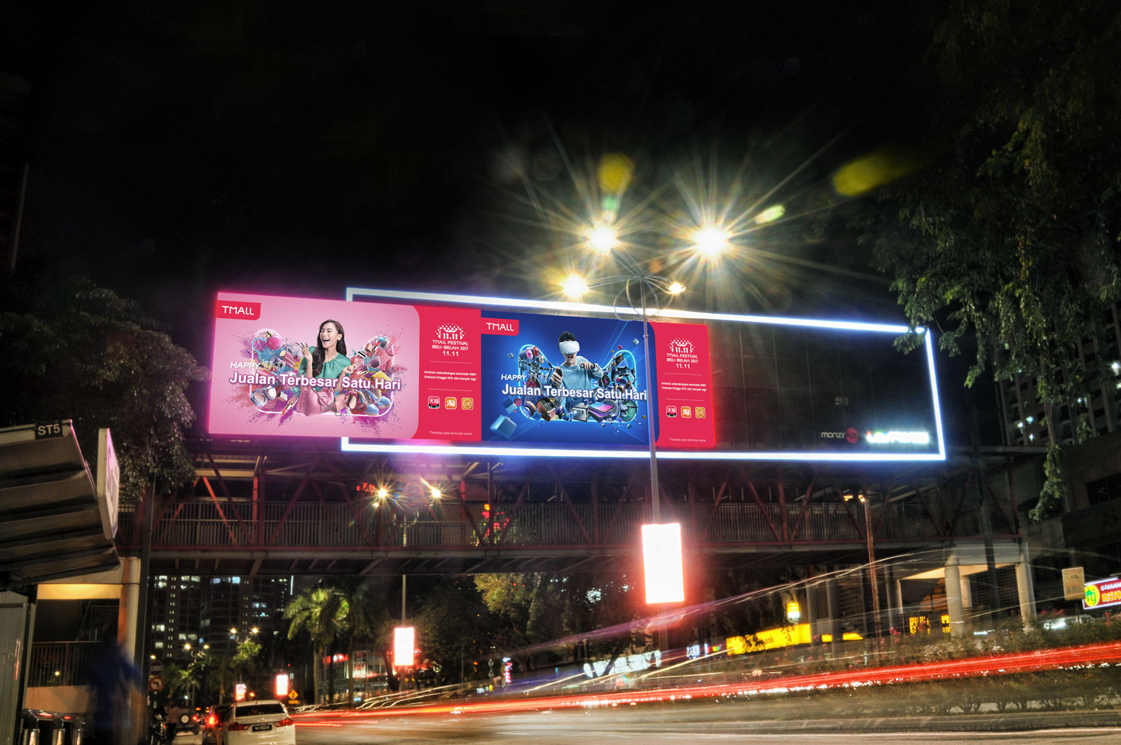 Jalan Semangat Petaling Jaya Ledtronics Led Displays